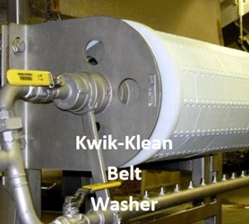 Kwik-Klean Belt Washer
